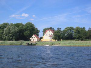 Gut Grubnow Rügen: Perfektes Angelrevier für das Boddenangeln auf Rügen