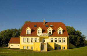 Gut Grubnow Herrenhaus auf Rügen